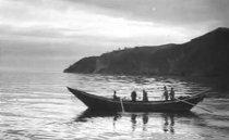 На малом море. 1949 год