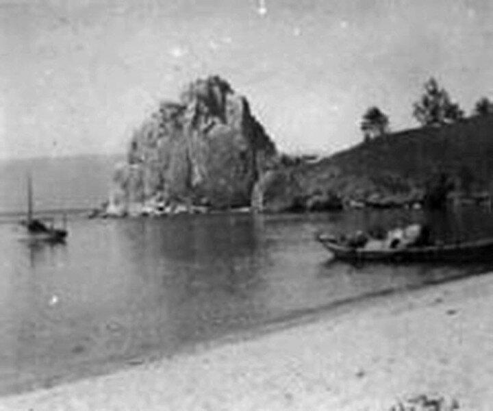 Фото 1927 года лимнологического института.