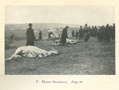Oльxoн, Семисосны 1914 год, фото Тихомирова